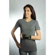 ORSA Knitted Elastic Wrist Support Phosphorous R-12E