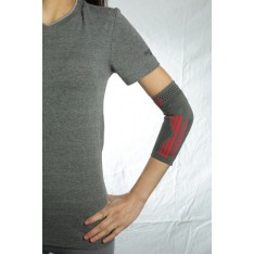 ORSA Knitted Elbow Support with Silicone Support R-6E