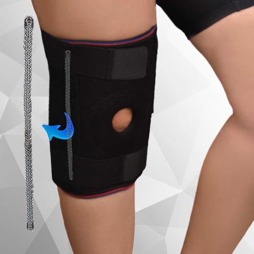SOLES Ligament Knee Support (Unisize) | SLS-301