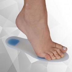 SOLES Silicone Shoe Inserts (Pair) SLS-101