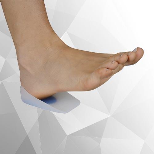SOLES Silikon Fersenschalen (Paar) SLS-103