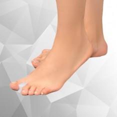 SOLES Zehenspreizer aus weichem Silikon | SLS-104