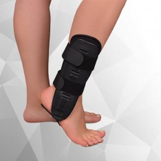 Ankle Brace with Adjustable Stabilizer and Latex Pad (Aircast) | SLS-206