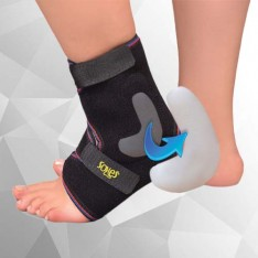 SOLES Ankle Brace With Malleol Support (Unisize)  | SLS-210