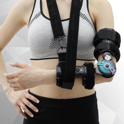 SOLES Hinged Elbow Brace (Left Arm-Right Arm) SLS 516