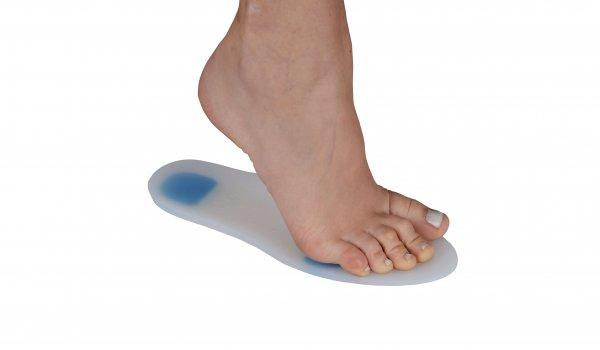 Gel Fußgesundheit System